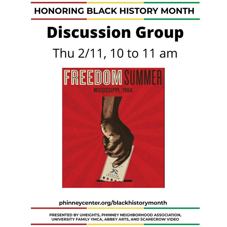 Thursdays at 10 - Discussion Group
