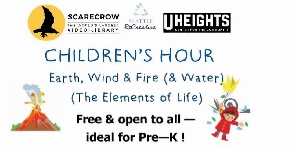 Scarecrow's Children's Hour at UHeights