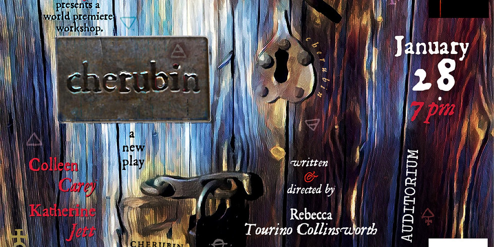Parley presents: cherubin (SOLD OUT)