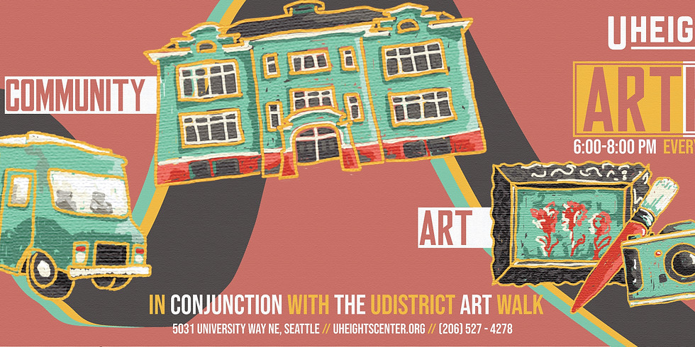 Art Hub: Third Friday