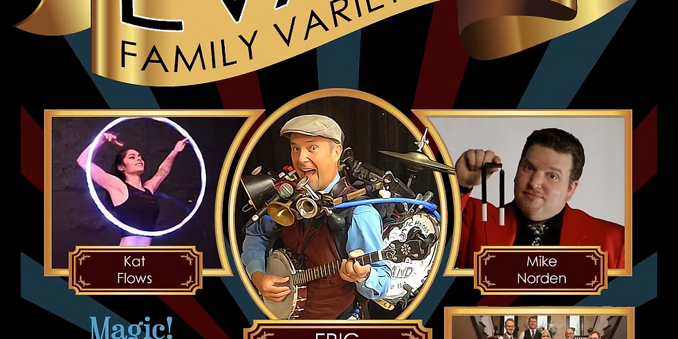 Evan's Family Variety Show