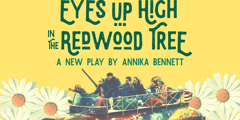 Albatross presents: Eyes Up High in the Redwood Tree
