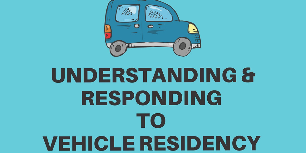 Vehicle Residency - A Community Conversation