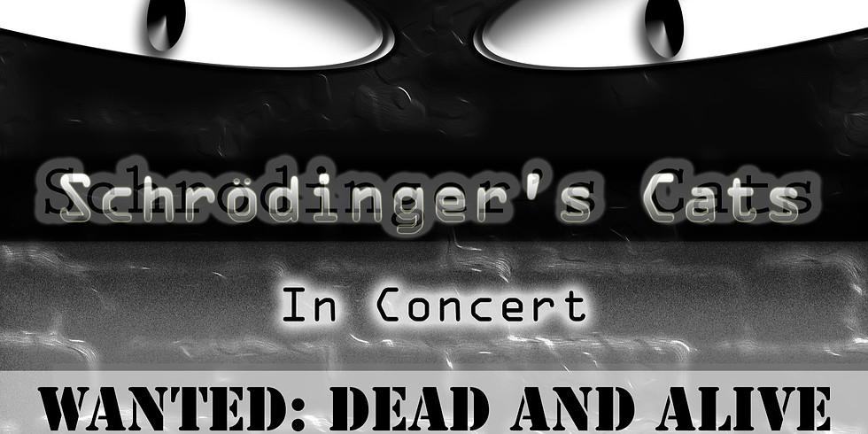 Schrödinger's Cats Benefit Concert!