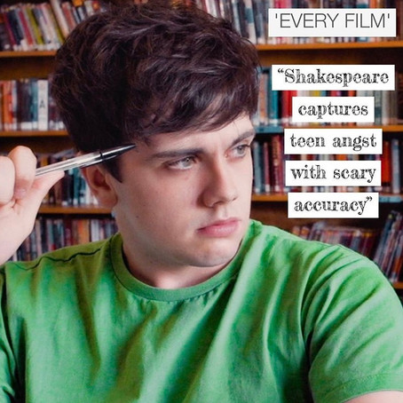 Every Film - Review of Soundtrack to Sixteen