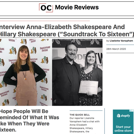 OC Movie Reviews - Interview