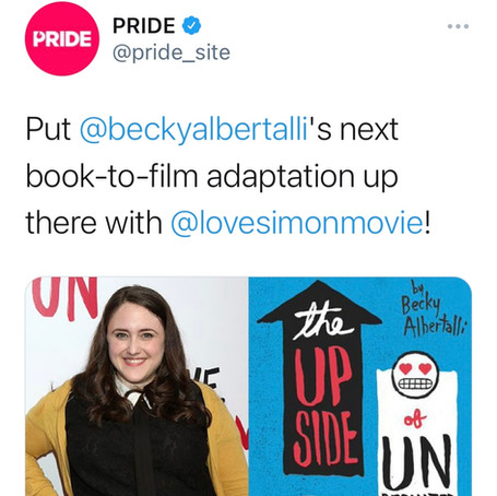 Love, Simon Author Is Getting Another Queer Book-to-Film Adaption