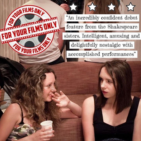For your films only - 4 Star Review