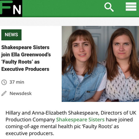 Shakespeare Sisters join Faulty Roots as Executive Producers