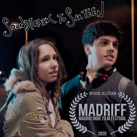 Soundtrack to Sixteen selected for MADRIFF!
