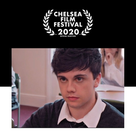 Soundtrack to Sixteen selected for Chelsea Film Festival
