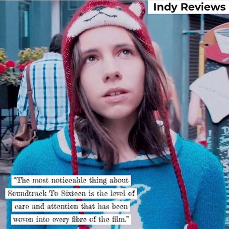 Indy Reviews - Soundtrack to Sixteen