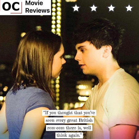 OC Movie Reviews - 4 Star Review