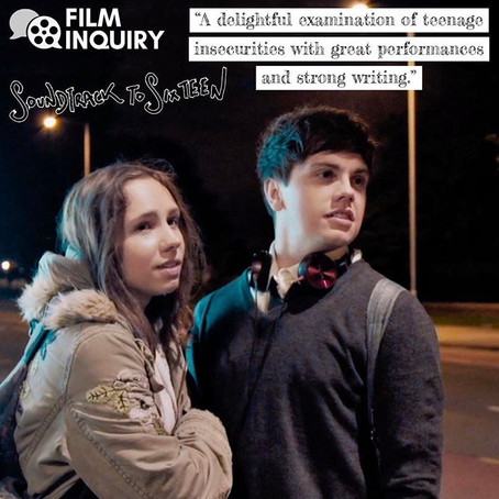 Film Inquiry - Review of Soundtrack to Sixteen