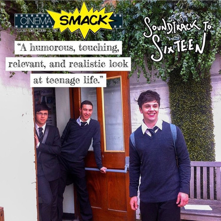 Cinema Smack - Review of Soundtrack to Sixteen