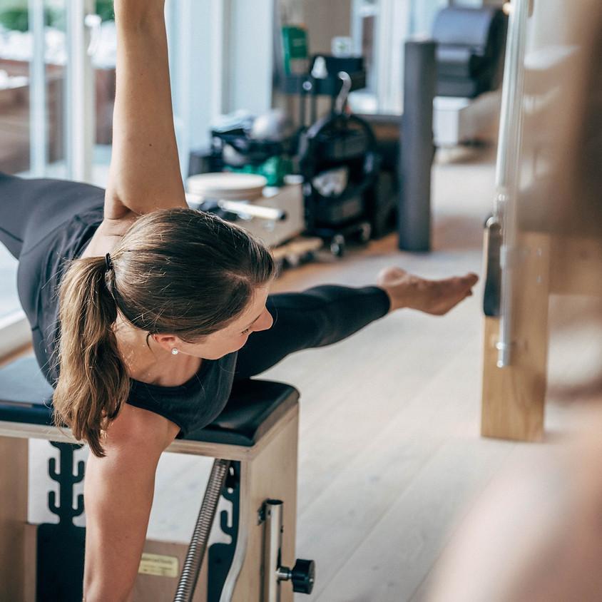 Yoga & Pilates Workshop