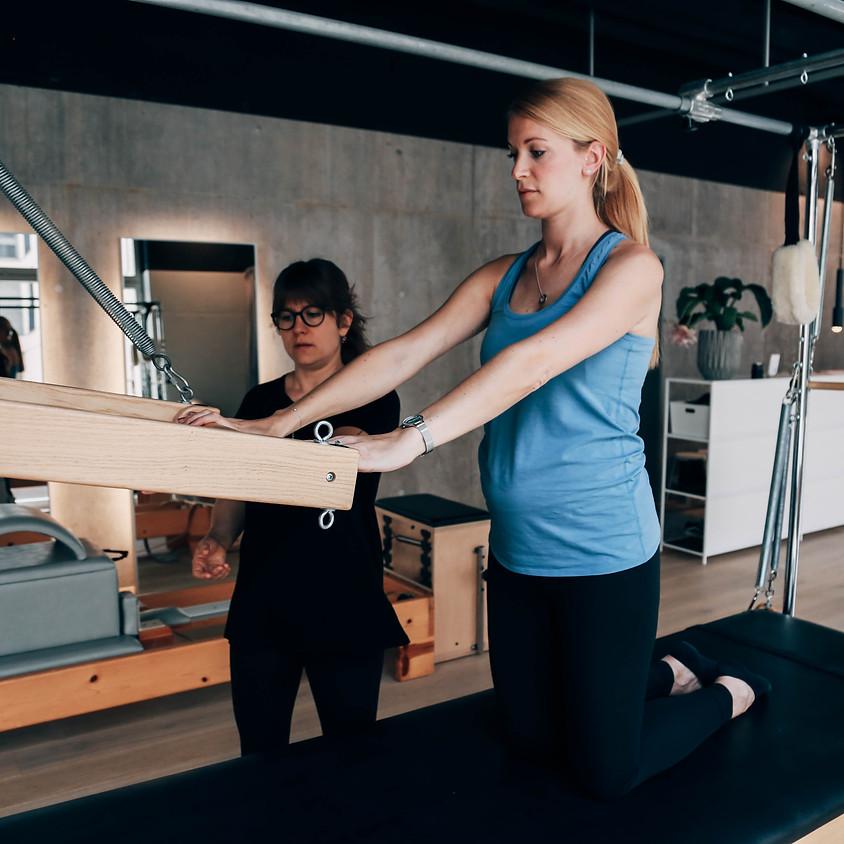 Pilates und Schwangerschaft Workshop