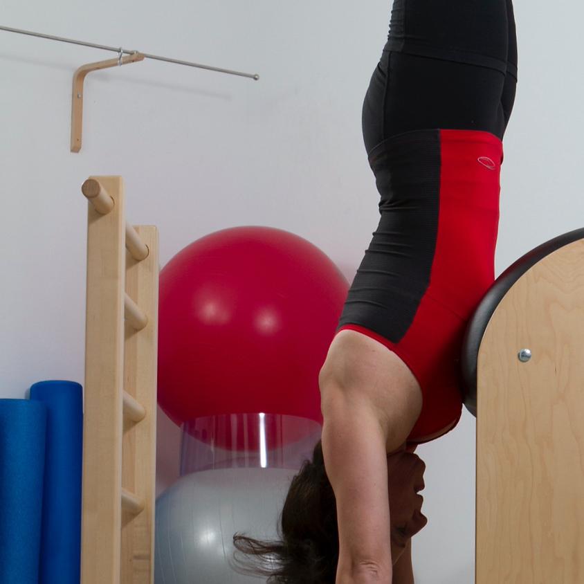 SCHULTER-MECHANIK WORKSHOP mit BASI Pilates