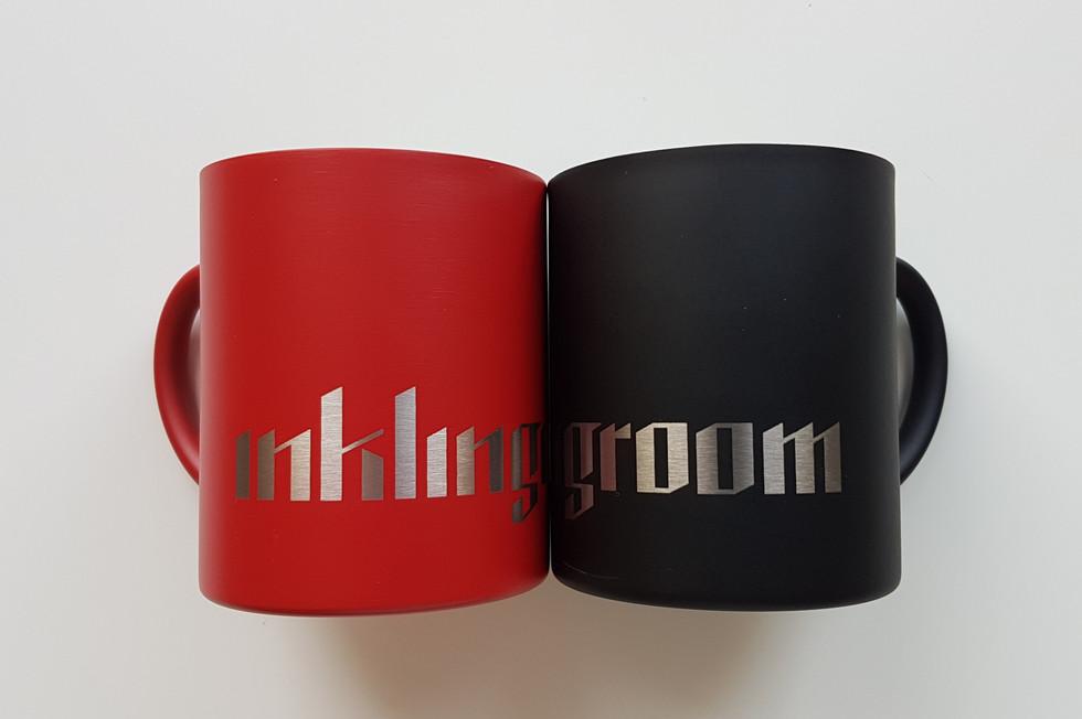 METAL CUP  - £12