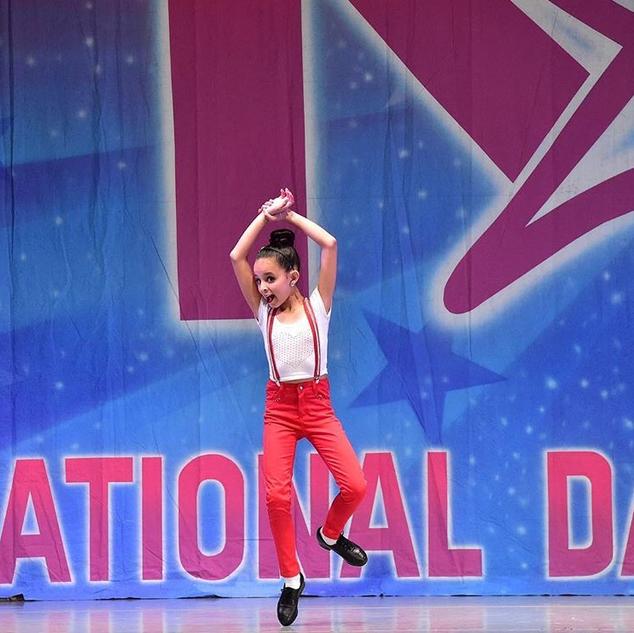MISS PETITE NATIONAL DANCER