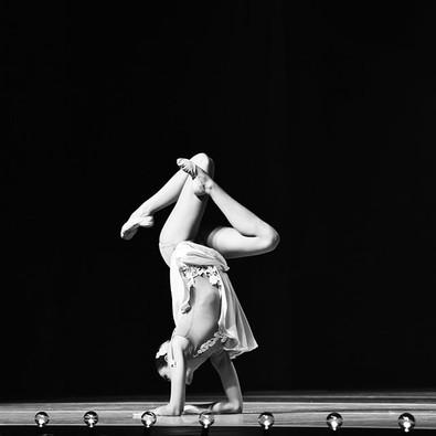 MISS SENIOR NATIONAL DANCER
