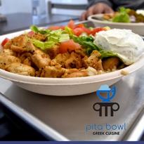 Pita Bowl