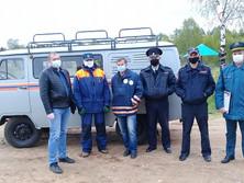 Специализированные рейды в Ивановской области в период CORVID-19