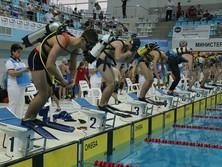 12 медалей Мордовских спортсменов-подводников
