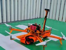 В Анапе тонущего спас дрон