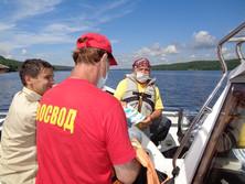 Рыбаки под контролем в Ивановской области
