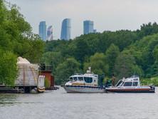 Московские спасатели на воде получили новейшую технику и снаряжение