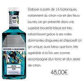 Method & Madness Irish gin 48,00€.jpg