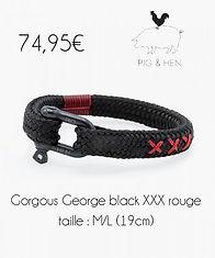 Gorgous George black XXX rouge .jpg