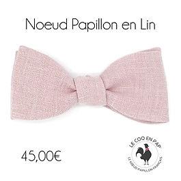 Noeud-papillon-rose-poudre-en-lin-lecoqe