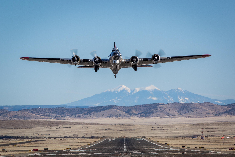 Visiting Aircraft
