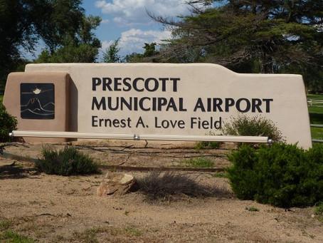 Prescott Airport Construction Updates