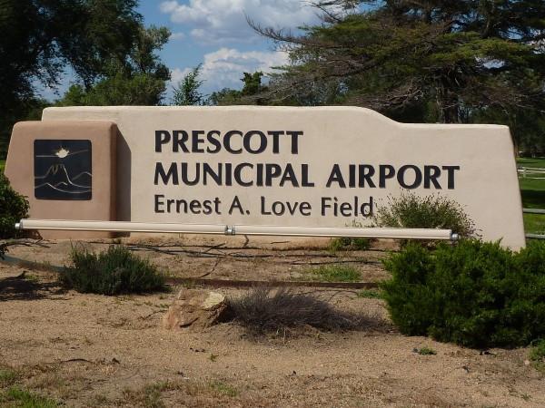 prescott municipal airport kprc