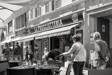 Shopping Street Parma