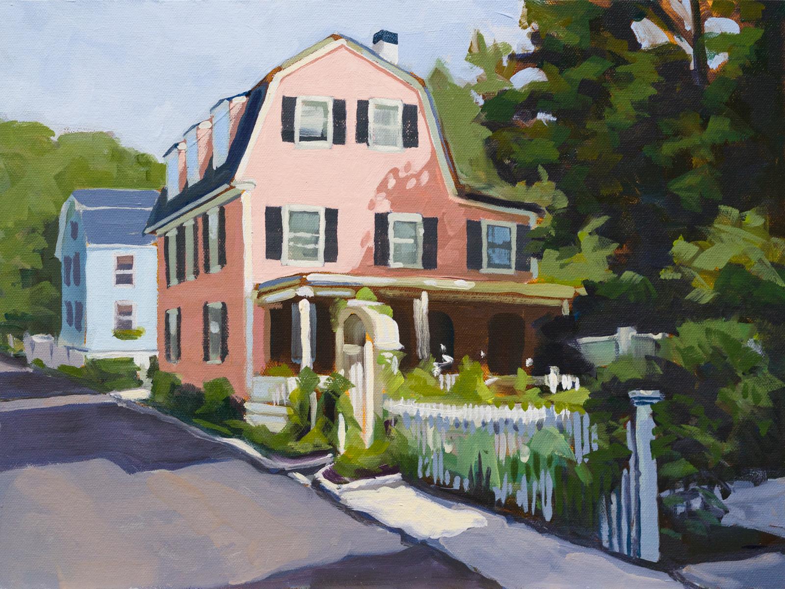 The Pink House, Salem