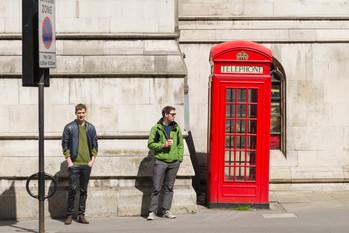 Street Scene London