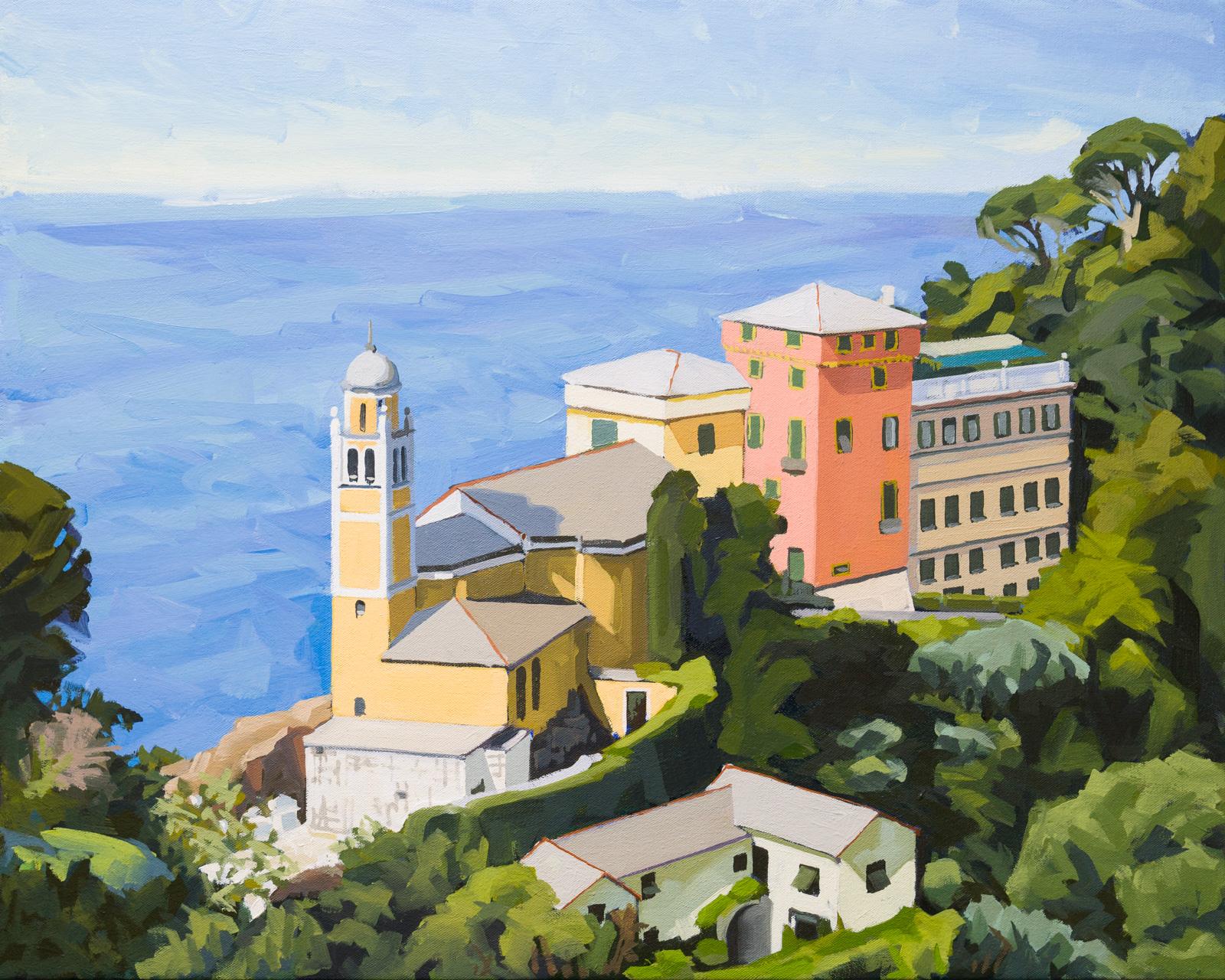 Portofino Hillside