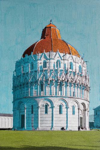 Baptistry Pisa
