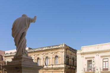 Piazza Duomo Ortigia