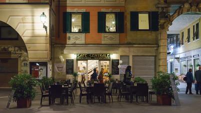 Rapallo at Night