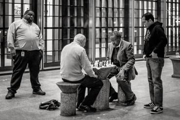 Street Chess New York