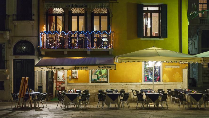 Night Cafe Venice