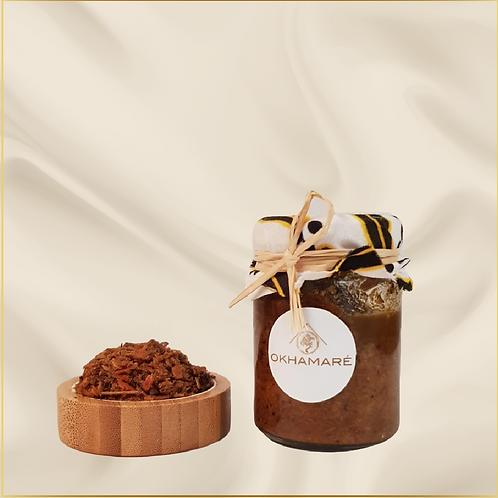 "Thiouraye SCANDAL ""poudre d'or"" senteur gourmand"