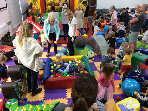 Fledglings Baby and Toddler Group