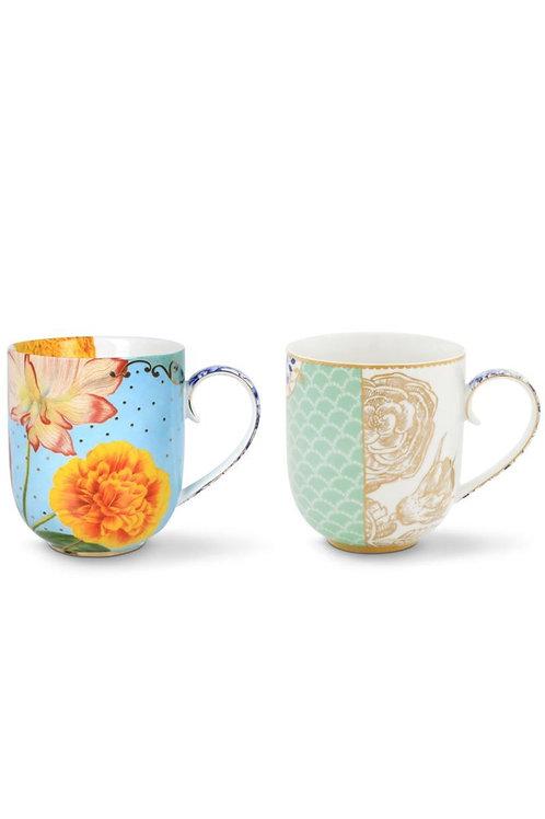 """Mugs Set """"L"""""""