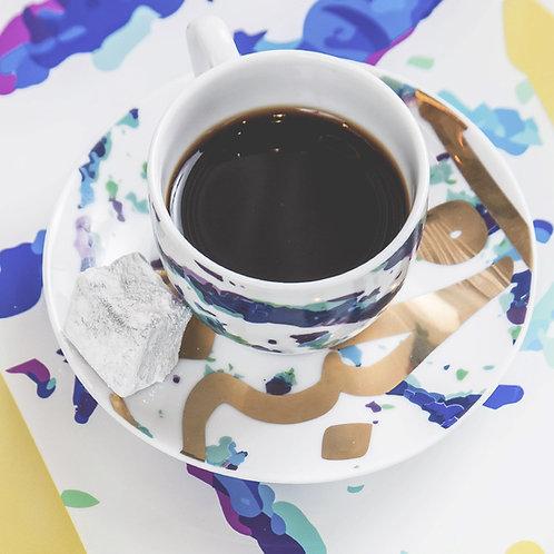 Al Mahaba Turkish / Espresso Coffee cups